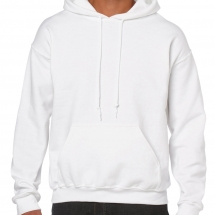 18500-Adult-Hooded-Sweatshirt-White